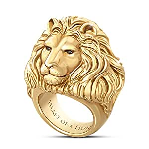Bradford Exchange Heart Ring