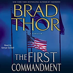The First Commandment Hörbuch