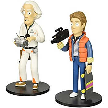 Amazon Com Back To The Future Marty Mcfly And Dr Emmett