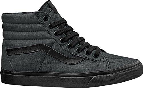 オズワルドあたたかい近代化するバンズ シューズ スニーカー Vans Men's SK8-Hi Reissue Shoes GreyBlack [並行輸入品]