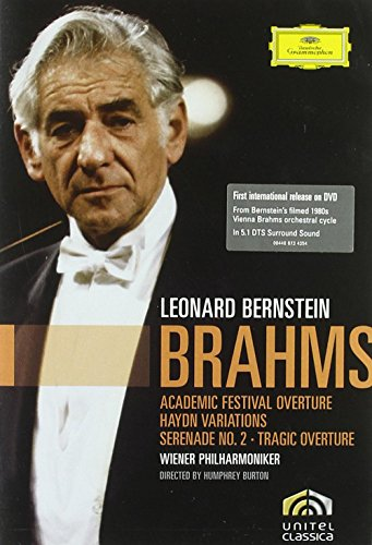 Brahms: Academic Festival, Tragic Overtures/ Variations on a Theme by Haydn/Serenade No. 2
