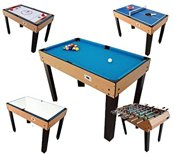 billard table multi jeux 12 en 1 pliable riley. Black Bedroom Furniture Sets. Home Design Ideas