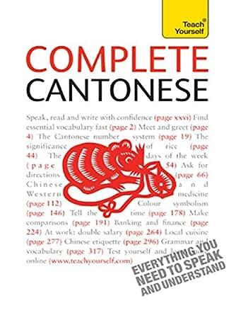 Amazon.com: learn cantonese