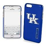NCAA Kentucky IPhone 6 Dual Hybrid Case (2 Piece), Blue