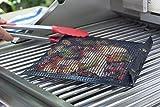 #9: Charcoal Companion CC4142 Medium Non-Stick Mesh Grilling Bag