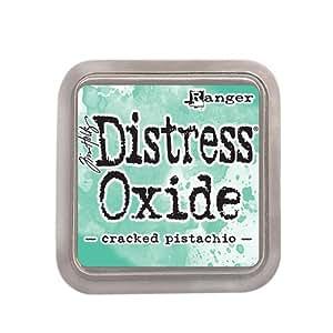 Ranger Tim Holtz Distress Oxide Ink Pad - Cracked Pistachio