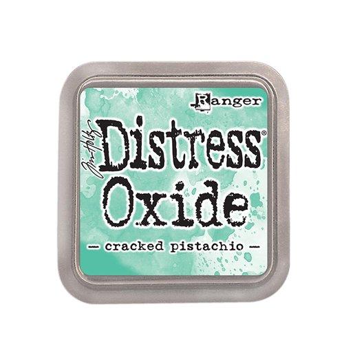 Ranger Tim Holtz Distress Oxide Ink Pad - Cracked Pistachio (Cracked Pistachio)