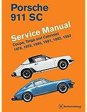 Porsche 911 SC Service Manual 1978-1983