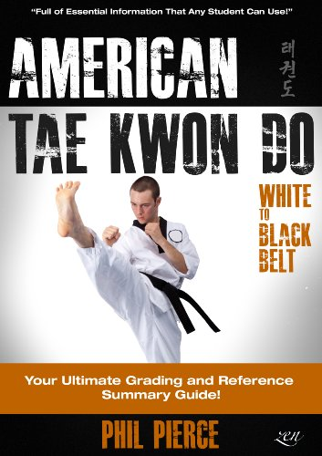 amazon com american taekwondo your ultimate training and grading rh amazon com Physical Conditioning Exercises Physical Training Routines