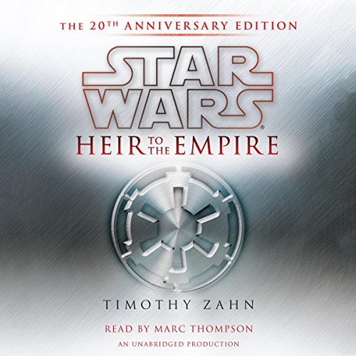Star Wars: Heir to the Empire (20th Anniversary Edition), The Thrawn Trilogy, Book 1