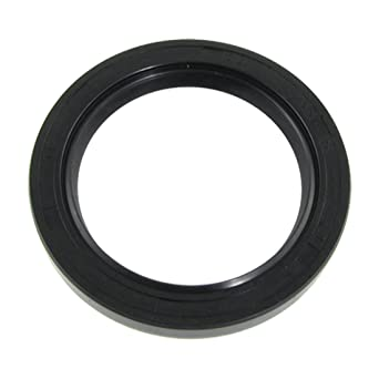 uxcell Spring Loaded Metric Rotary Shaft TC Oil Seal Double Lip 19x32x8mm