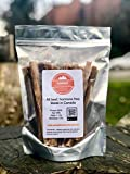 """Bullystick All Beef pizzles (6"""") (20pc) for All-Sized Dogs - All Natural"""