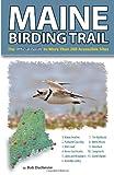 Maine Birding Trail, Bob Duchesne, 0892727837