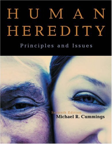 Human Heredity: Principles and Issues (with Human GeneticsNow/InfoTrac) (Available Titles CengageNOW)