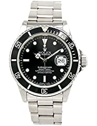 Submariner automatic-self-wind mens Watch 16610 (Certified Pre-owned)