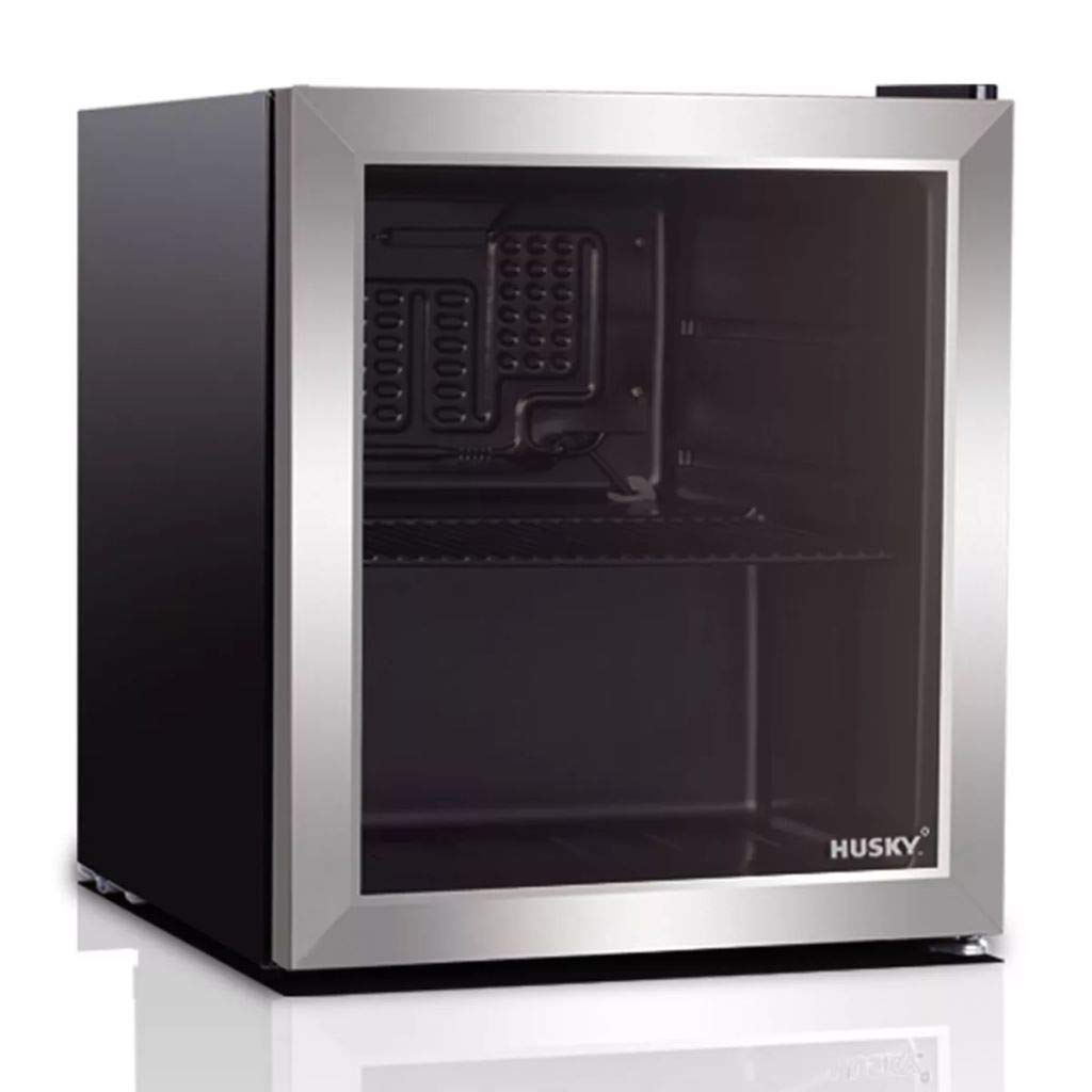 Husky Frigorífico Mini Capacidad 45,8 L Potencia 49 W Color Negro ...