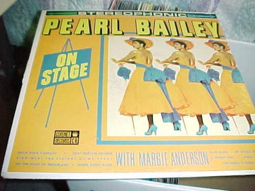 Pearl Bailey on Philadelphia Mall Max 65% OFF Stage