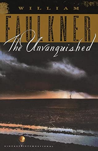 book cover of The Unvanquished