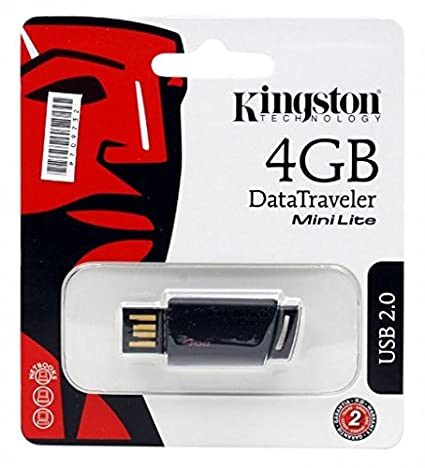 KINGSTON DT MINI LITE 4GB DRIVER FOR MAC