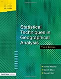img - for Statistical Techniques in Geographical Analysis, Third Edition book / textbook / text book