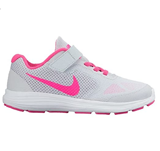 Nike Revolution 3 (PS) Pre-School Girls' Shoe #819417-007