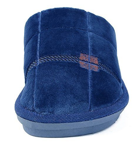 Adulte Shoes Homme Flat Ageemi Unisexe Coton Violac Chaussons Femme Pantoufles FxapB7