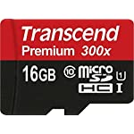 Transcend 8 gb microsdhc class 10 uhs-1 memory card with adapter (ts8gusdu1) 11