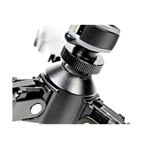RetinaPix Vanguard Aluminium Monopod VEO AM-264 TR with 3-Leg Base