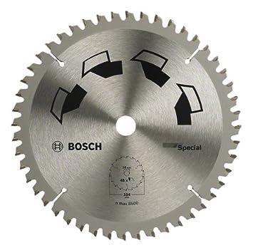 3e6a475c9df723 Bosch 2609256890 Lame de scie circulaire Spécial 184 mm  Amazon.fr ...