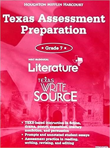 Amazon texas assessment preparation literature texas write texas assessment preparation literature texas write source grade 7 great source write source 1st edition fandeluxe Gallery
