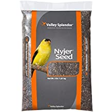 Red River 00171 Valley Splendor Nyjer Thistle Bird Seed, 4 Pounds