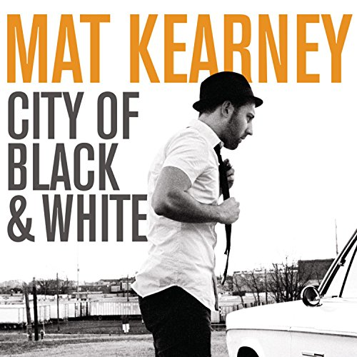 City Black White Mat Kearney