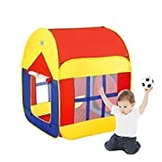 Amazon Lightning Deal 71% claimed: BATTOP Children Play Tent Game Playhouse