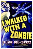 I Walked With a Zombie - Movie Poster - 11 x 17