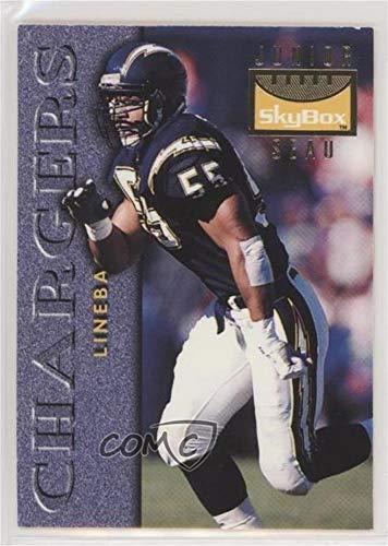 - Junior Seau (Football Card) 1995 Skybox Premium - [Base] #116