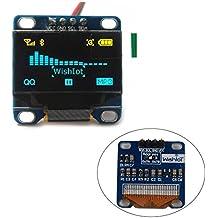 """0.96"""" Inch Yellow Blue I2c IIC Serial OLED LCD Screen LED Display Module 12864 128X64 for Arduino Raspberry Pi Stim32 SCR WIshioT"""