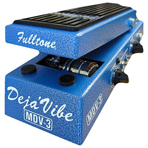 Fulltone Custom Shop MDV-3 Mini DejaVibe 3 Vintage Rotary Pedal