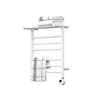Homeure Radiador Toalleros Electrico con Termostato Radiadores Pared Baño Secador Toallas: Amazon.es: Deportes y aire libre