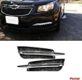 51qPqQM8INL._AC_UL160_SR160160_ amazon com 2011 2013 chevrolet cruze oem complete fog lamp kit by 2013 chevy cruze fog light wiring diagram at gsmx.co