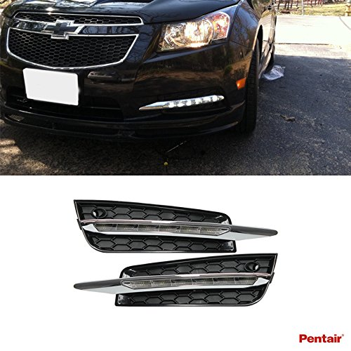 chevy cruze fog light led - 1