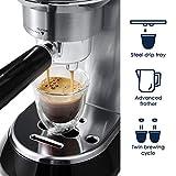 De'Longhi EC680M Espresso, Stainless