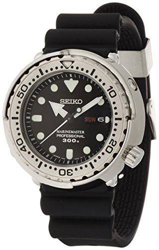 Seiko PROSPEX Marinemaster Quatz Professional Mens Watch SBBN033 (Japan Import)