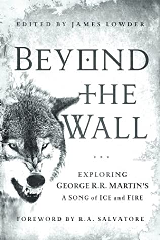 book cover of Beyond the Wall