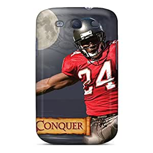 High Impact Dirt/shock Proof Case Cover For Galaxy S3 (tampa Bay Buccaneers)