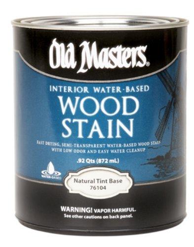 [Old Masters 73516 H2o Interior/exterior Polyurethane, Semi-gloss] (Masters H2o Interior Wood Stain)