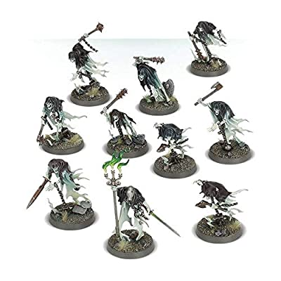 Games Workshop Warhammer Age of Sigmar: Tempest Souls: Toys & Games