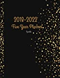 img - for 2018 - 2022 Sparkle Five Year Planner: 2018-2022 Monthly Schedule Organizer   Agenda Planner for the Next Five Years/60 months calendar   8.5 x 11 ... (5 year Diary/5 year Calendar/Logbook) book / textbook / text book