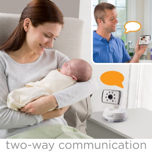 012914289808 - Summer Infant Dual View Digital Color Video Baby Monitor carousel main 2