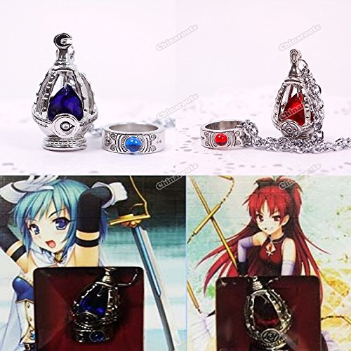 Mighty Gadget - tradekey Anime Fairy Tail Lucy Keys Necklace Sailor