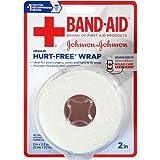 J&J Wrap Babab Hrtfree 2 Size 1ct J&J Wrap Babab Hurt Free 2x2.3yd